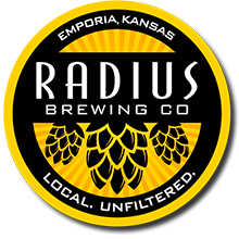 Radius Brewing Company | Restaurant & Brewery | Emporia, Kansas