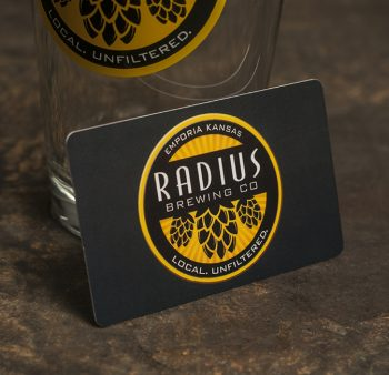 Radius Brewing Gift Cards
